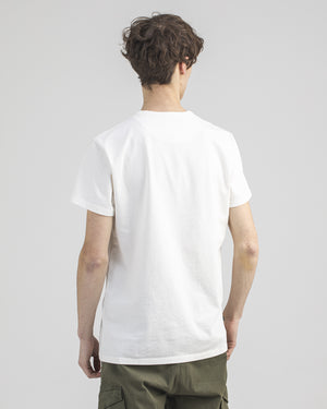 Butcher of Blue Army Tee S/S Off White