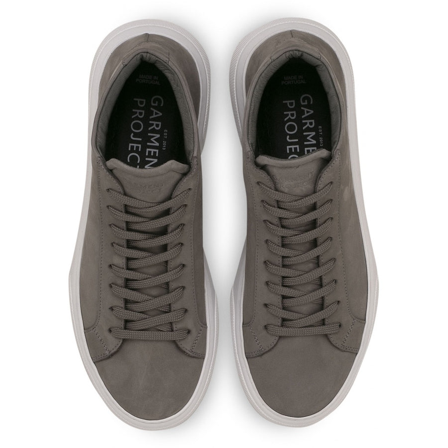 Garment Project Type Mid Grey Nubuck