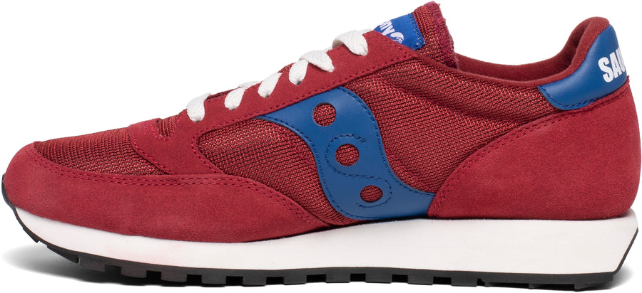 Saucony JAZZ ORIGINAL VINTAGE / RED/BLU