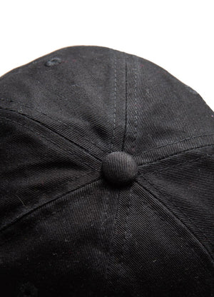 Forét IDLE CAP - BLACK/WHITE