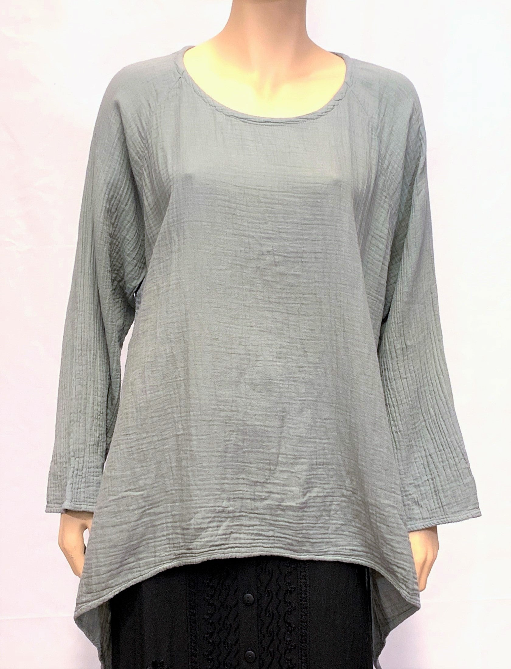 Full Sleeve Casual Blouse
