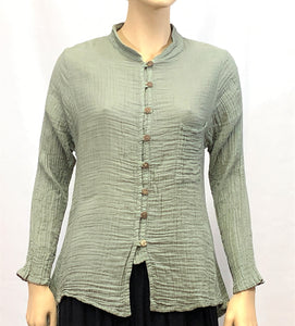 Cotton Oriental Top