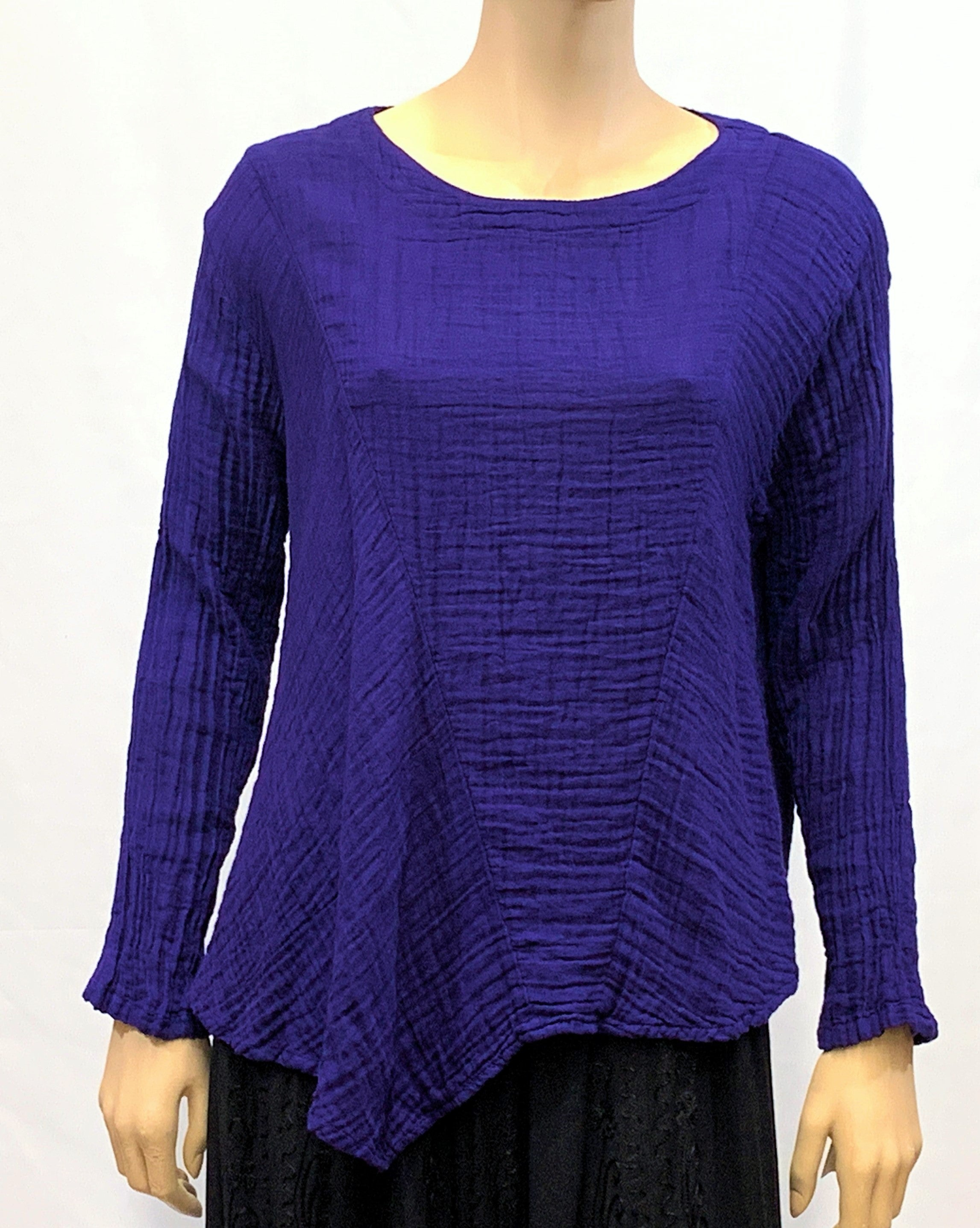 Full sleeve Cotton Top