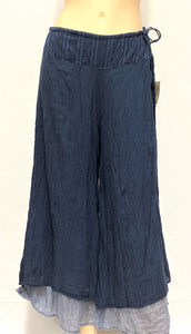 Cotton Drawstring Pant