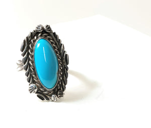 NATIVE TURQUOISE RING