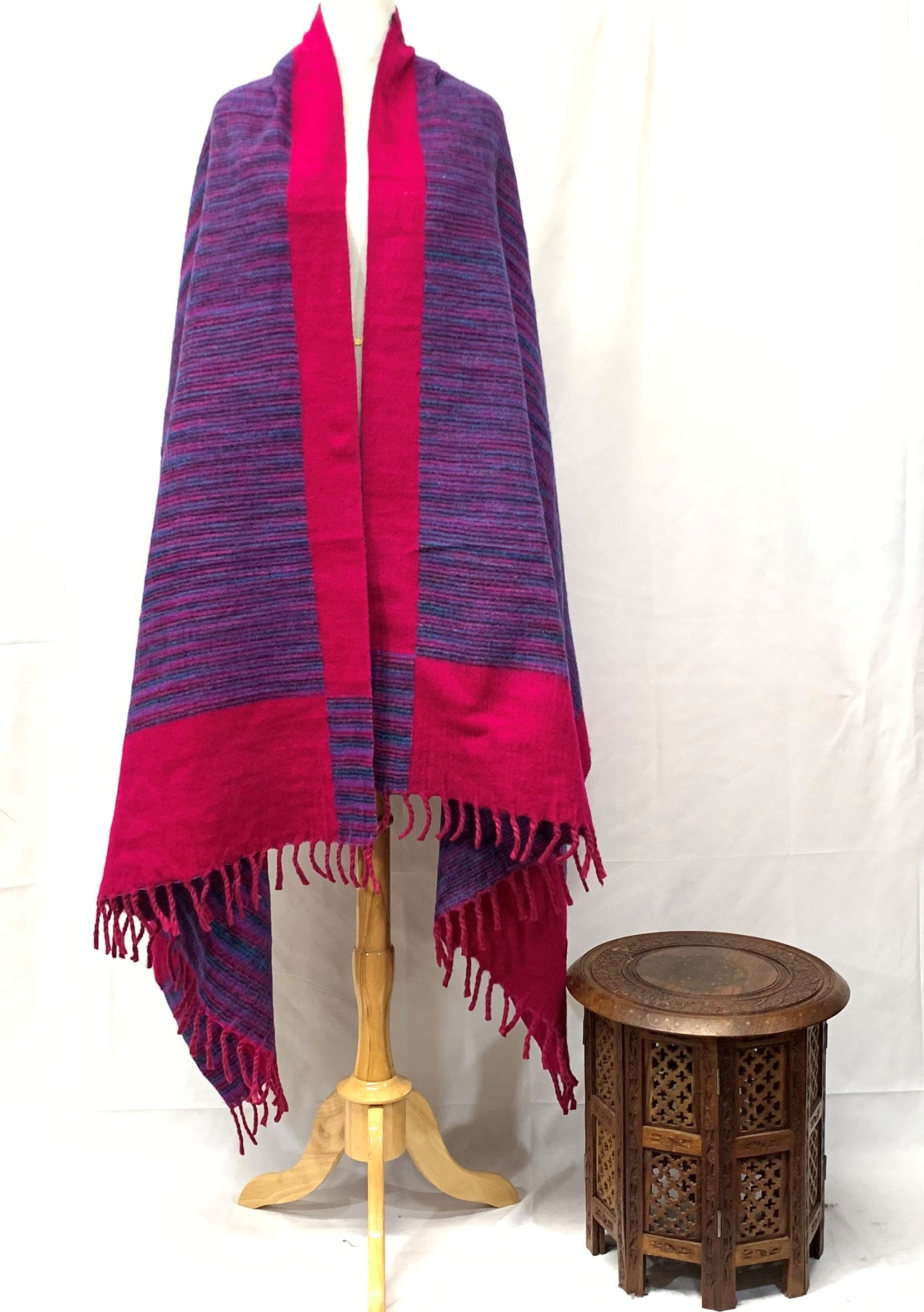 Maditation Yak Wool Shawl