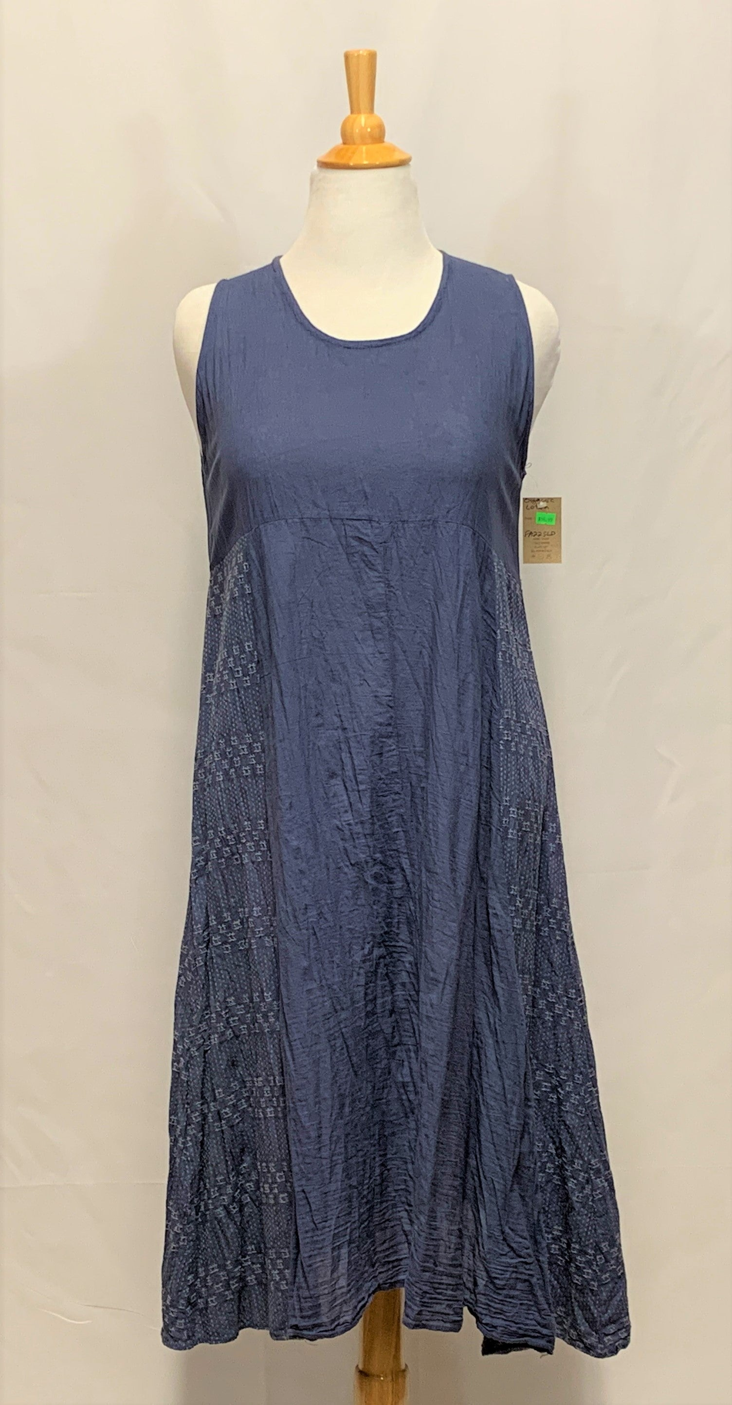Cotton Simple Dress