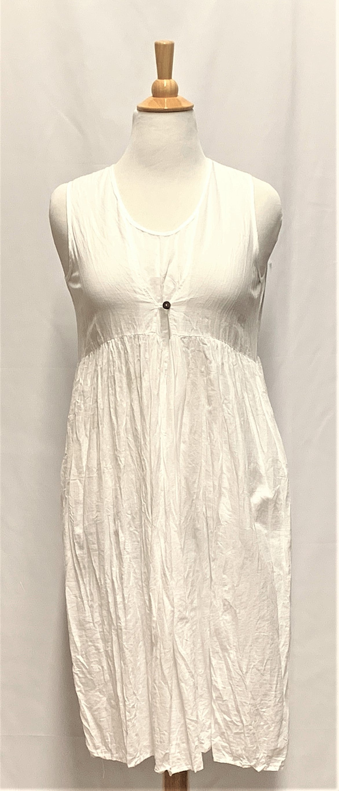 Cotton Short Summer Dress
