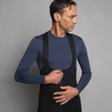 Men's Padded Thermal Merino Bib Tights