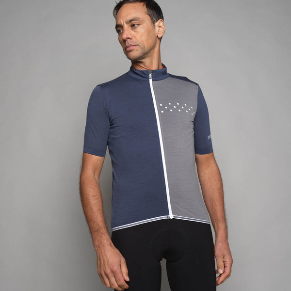 Men's KoM Merino Cycle Jersey