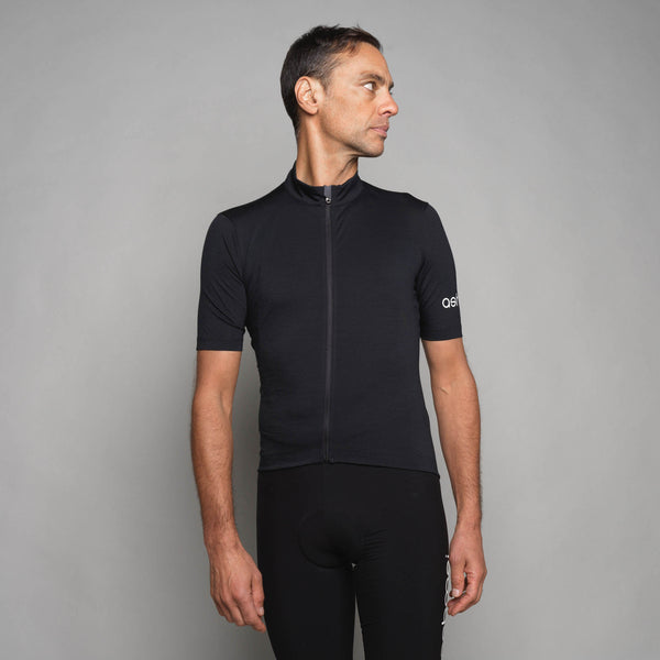 Men's Classic Merino Cycle Jersey