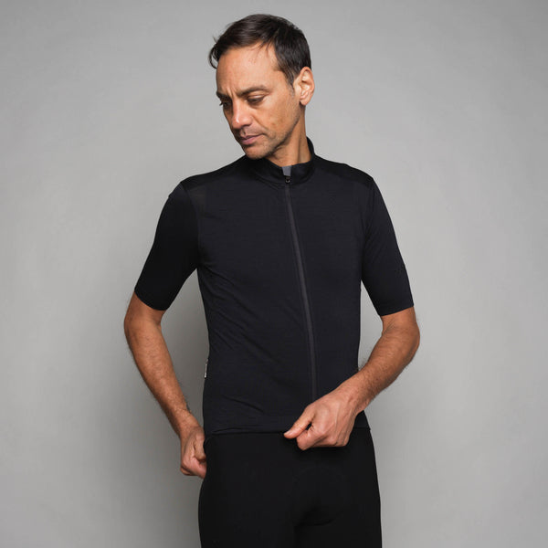 Men's Signature Merino Cycle Jersey