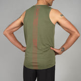 Men's Track + Field Merino Vest