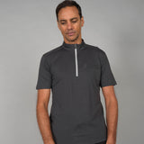 Men's Running Man Merino Zip Top