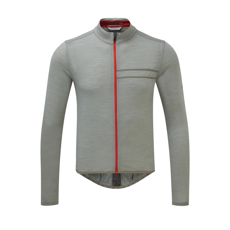 Men's Cycle Merino Long Sleeve Jersey