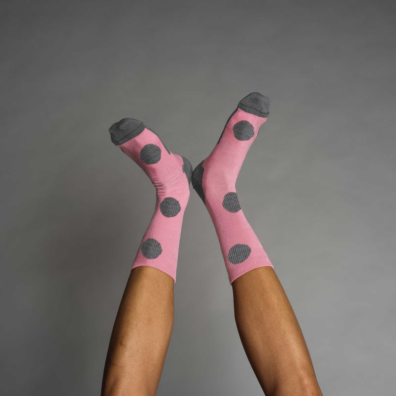 Dot Merino Sock