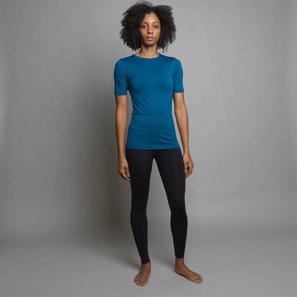 Women's Long Line T-Shirt & Legging Bundle
