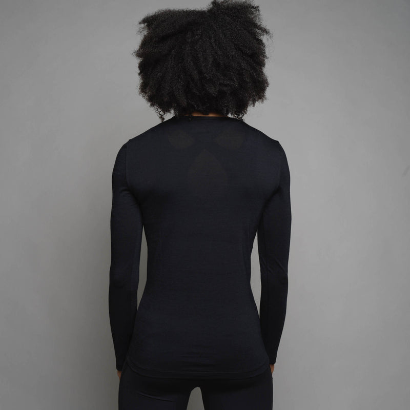 Women's Long Sleeve Merino Baselayer