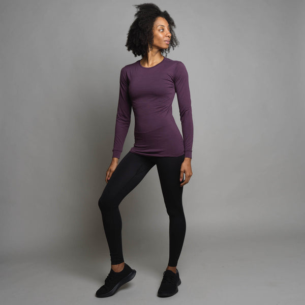 Women's Long Sleeve T-Shirt & Legging Bundle