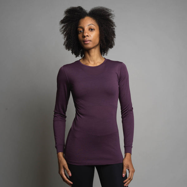 Women's Long Sleeve Merino Top