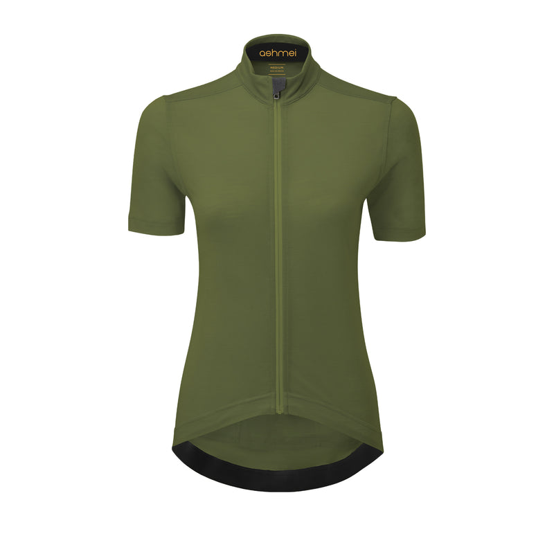 Women's Signature Merino Cycle Jersey