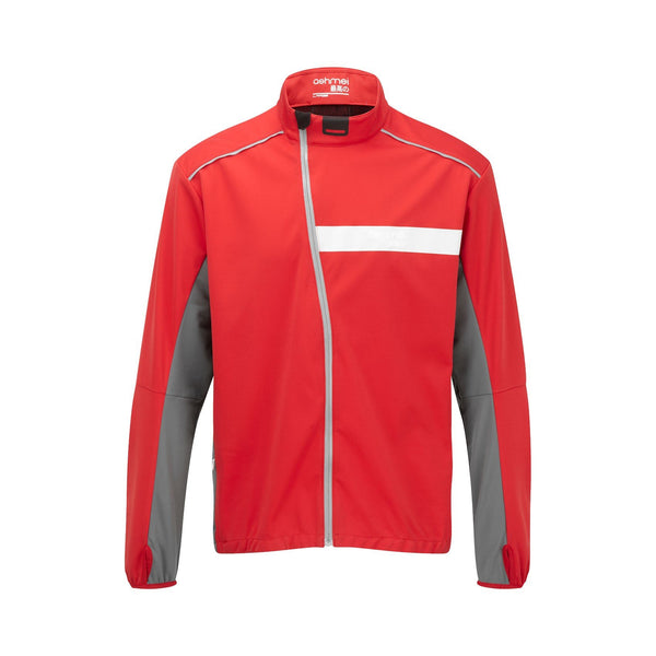 Mens Run Softshell Jacket
