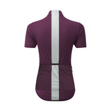 Women's Stripe Merino Cycle Jersey