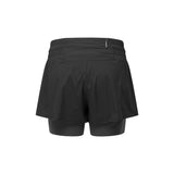 Women's 2 in 1 Merino Shorts