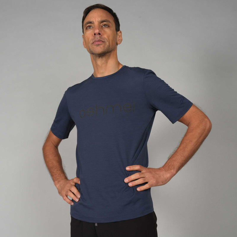 Men's Logo Merino T-Shirt