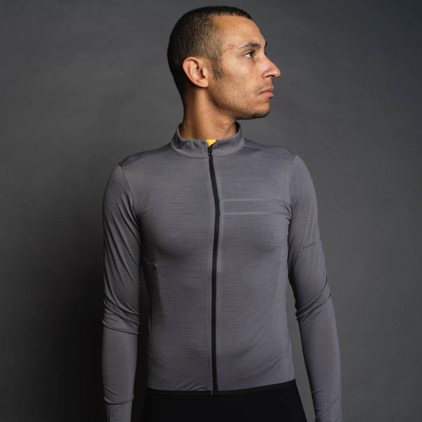 Men's Passoni Cycle Long Sleeve Jersey