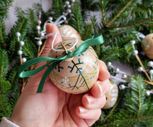 Jingle Bell Ornament