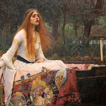 Load image into Gallery viewer, The Lady of Shalott