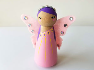 DIY Paint Your Own Fairy Kit - My Pretty Peggy