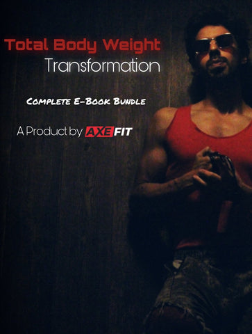 Total Body Weight Transformation (5 in 1 Bundle)