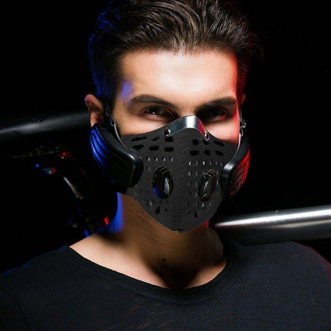 AxeMask Music Mask With PM2.5 Filter - AXEFIT.CO