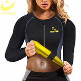 Women Sauna Sweat Shirt