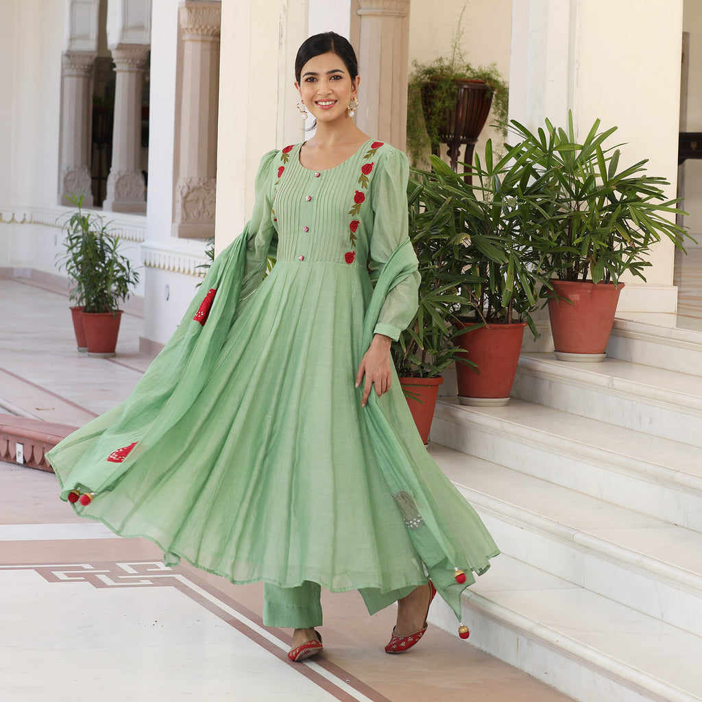 Anar Suit Set - Ambraee