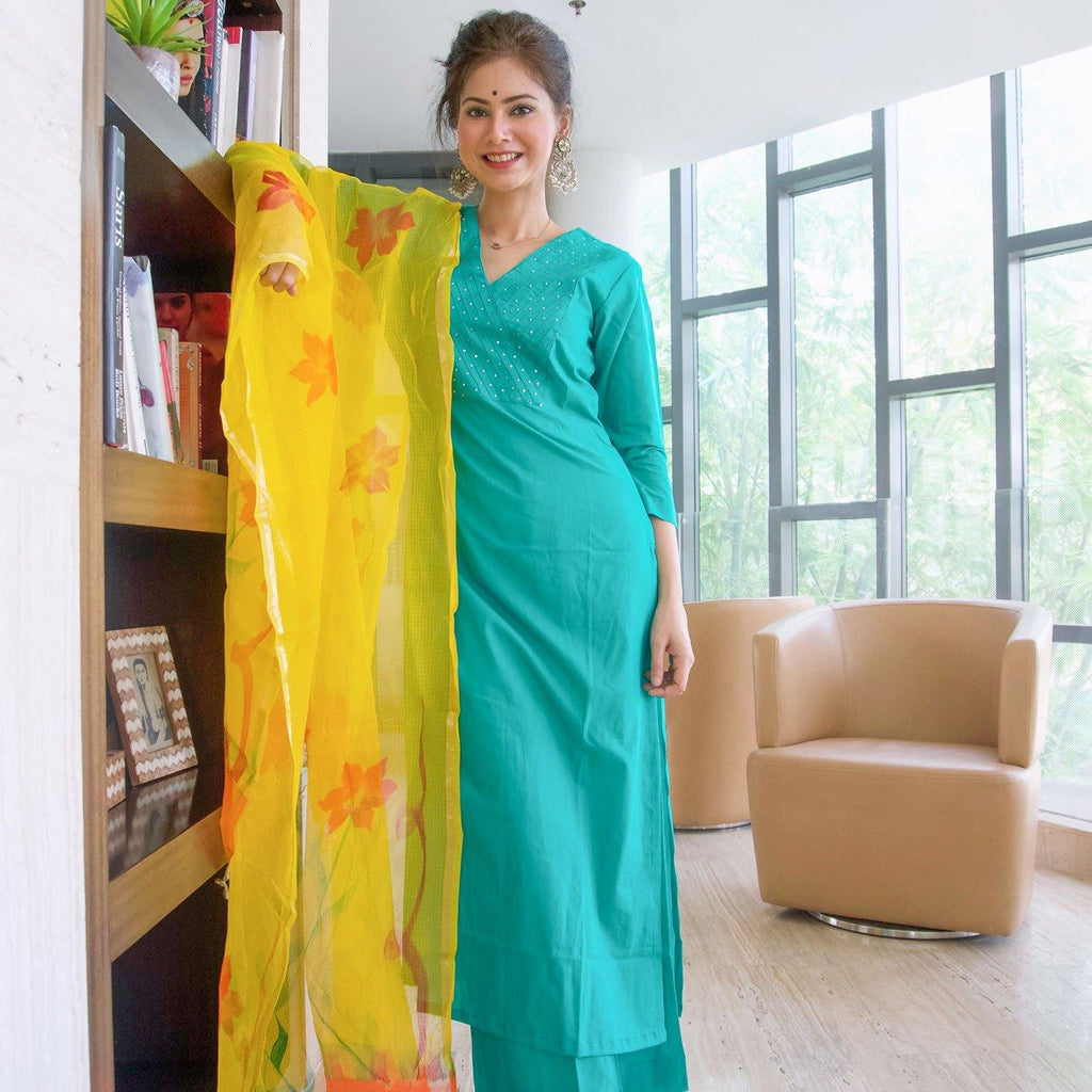 Rama Sequin Suit - Ambraee