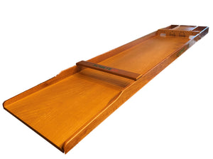 Sjoelbak boards or Dutch Shuffleboards