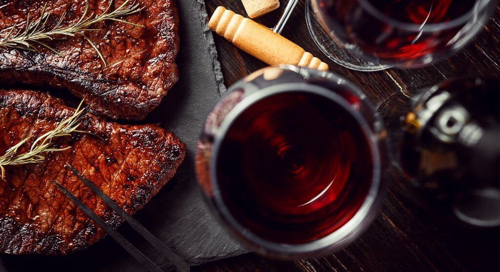 Steak and Wine: A Basic Guide to Pairing
