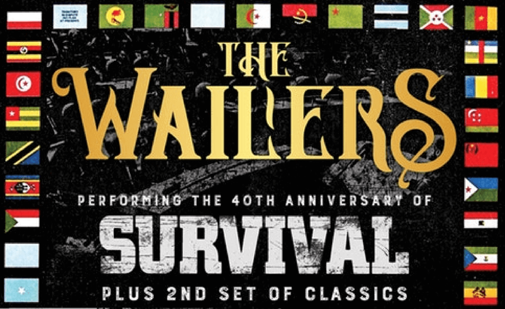 Dinner And A Show: The Wailers At Kings Theatre (Oct 2) & Dinner At Atlas Steakhouse