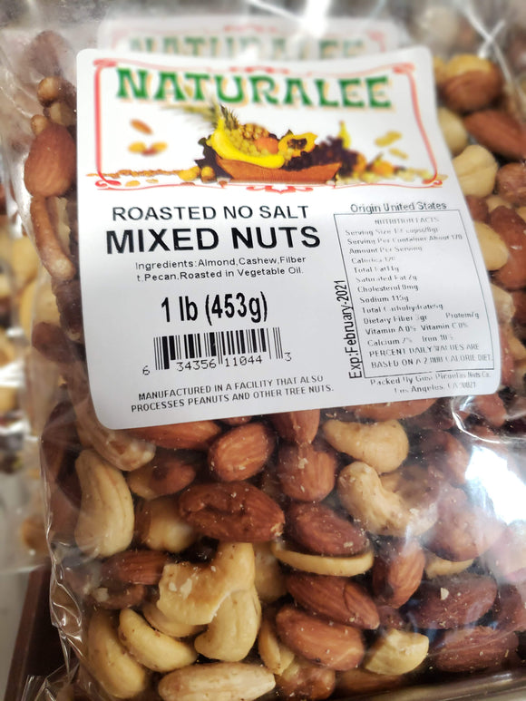 Nuts, Seeds and Variety Mixes