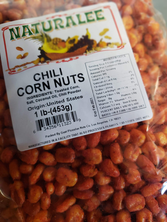 Chili Corn Nuts