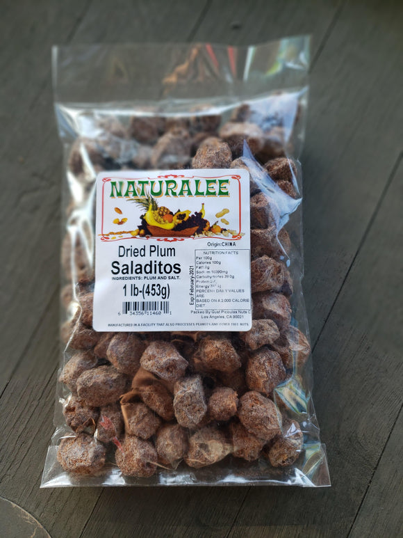 Dried Plum ( SALADITOS )