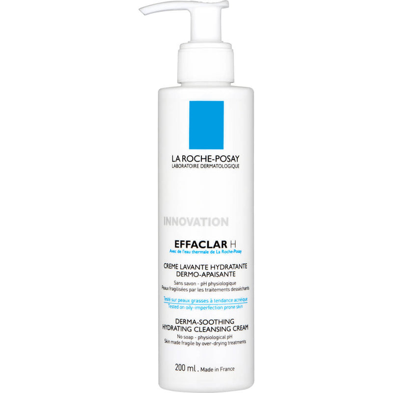 La Roche-Posay Effaclar H Hydrating Cleansing Cream 200ml