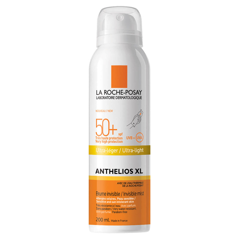 La Roche-Posay Anthelios Ultra-Light SPF50+ Sun Protection Spray 200ml