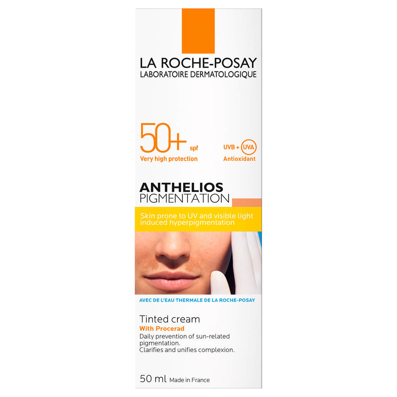 La Roche-Posay Anthelios Pigmentation Tinted SPF 50+ 50ml