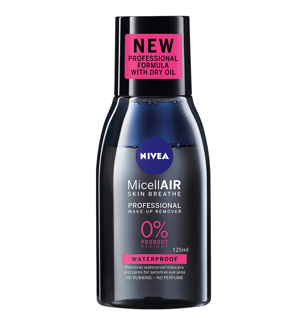Nivea MicellAir Professional Micellar Make-Up Remover 125ml