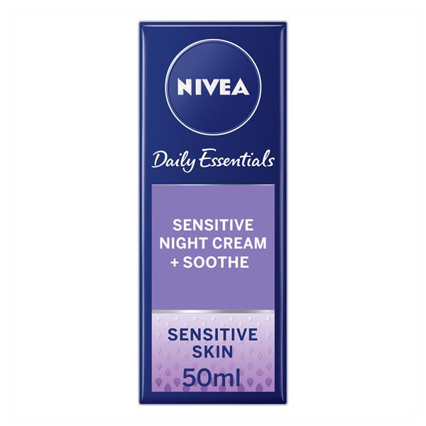 Nivea Daily Essentials Sensitive Night Cream