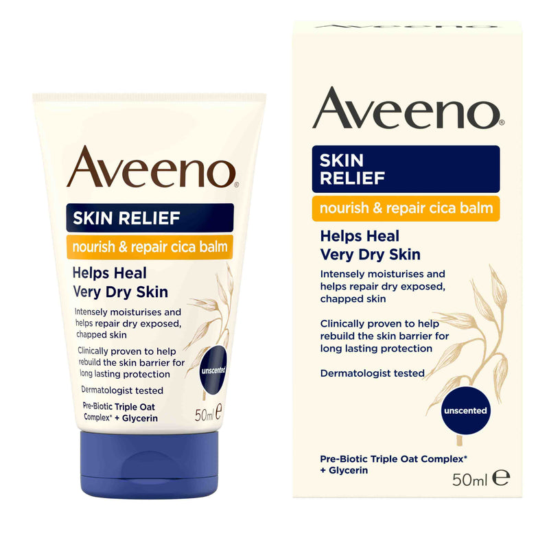 Aveeno - Skin Relief - Nourish & Repair Cica Balm